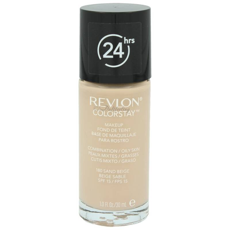 Revlon ColorStay Make-up combi/oily Skin 180 Sand Beige 30 ml