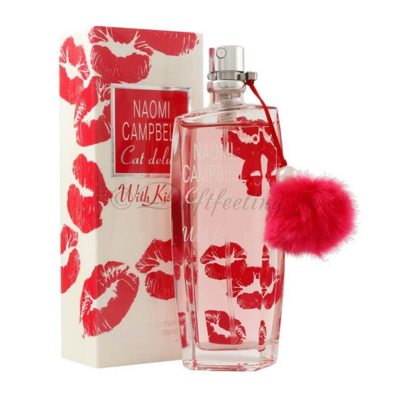 Naomi Campbell Cat Deluxe With Kisses Edp 30 ml