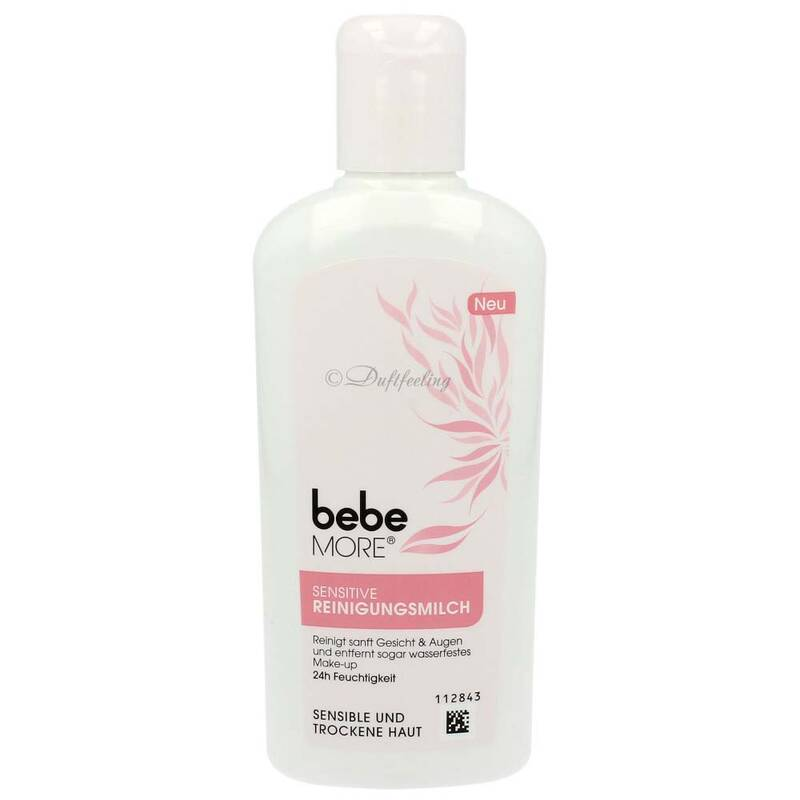 Bebe More Reinigungsmilch Sensitive 200 ml