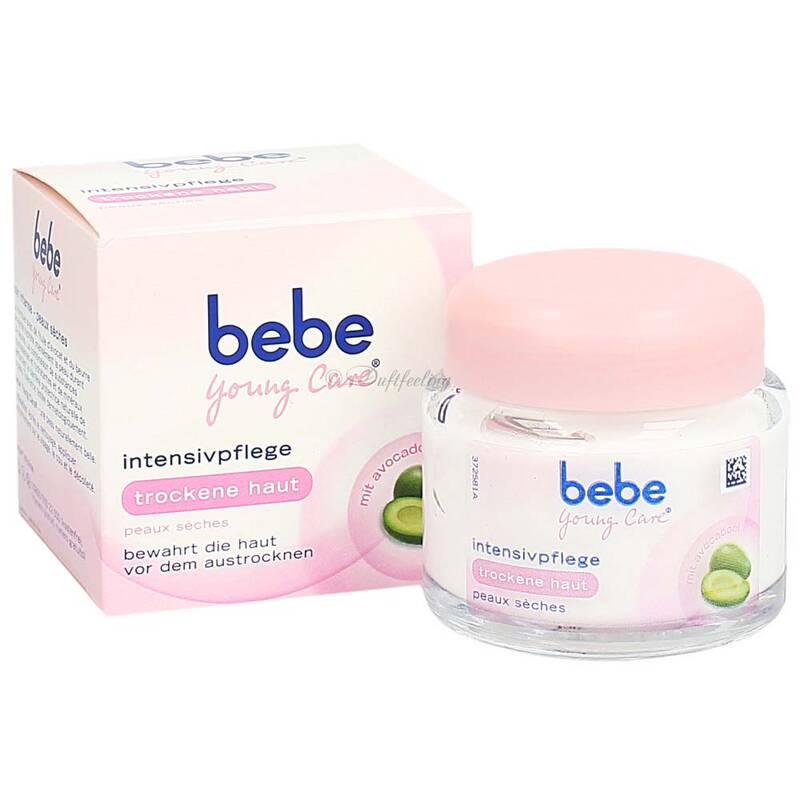 Bebe Young Care Intensiv - Pflege mit Avocadoöl 50 ml