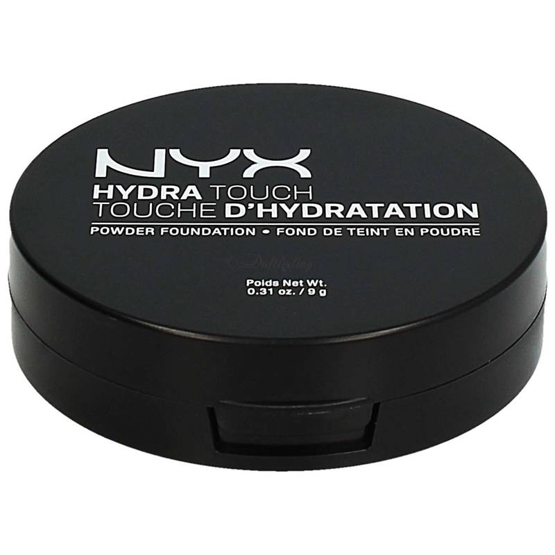 NYX Hydra Touch Pressed Powder 9 g **Farbauswahl**