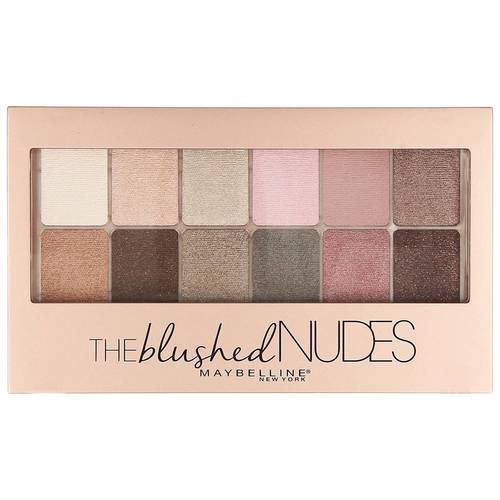 Maybelline The Blushed Nudes 9,6 g
