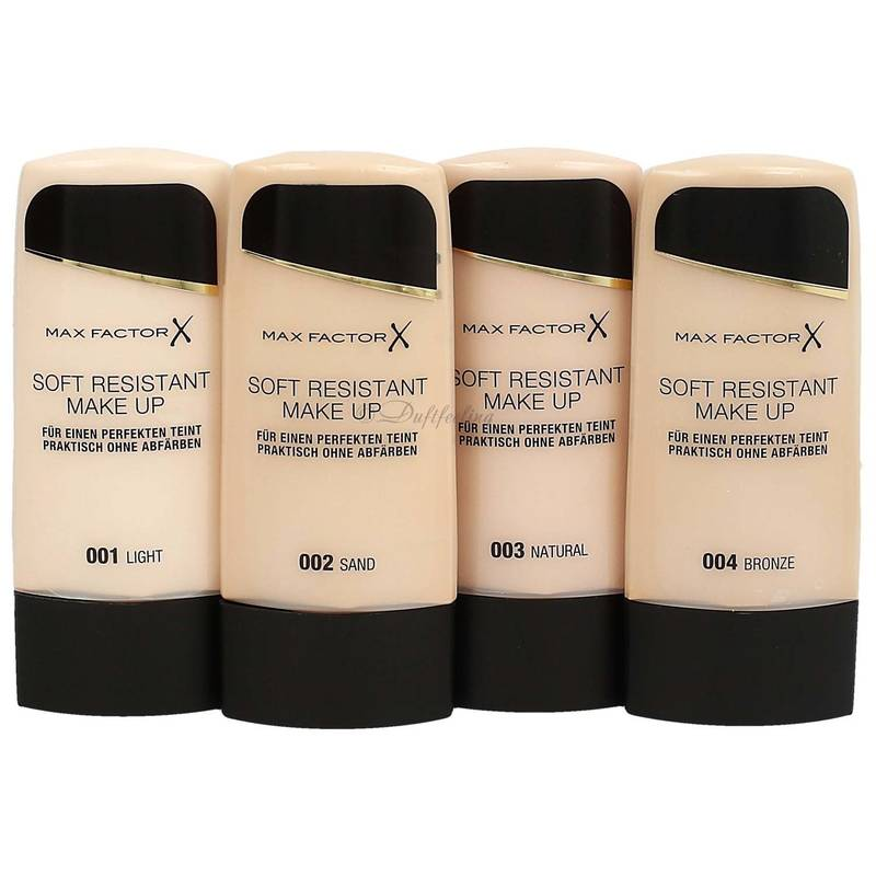 Max Factor Soft Resistant Make-Up 35 ml