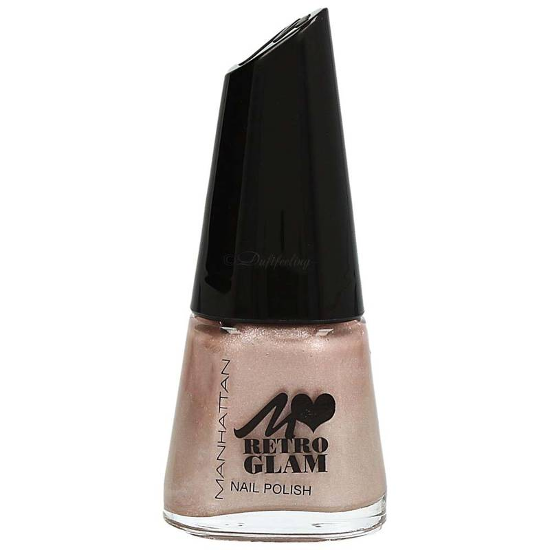 Manhattan Retro Glam Nail Polish 11 ml 001 Retrostar