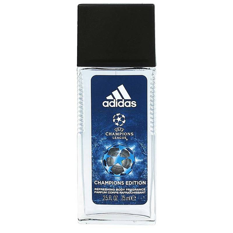 Adidas Champions League Natural Deodorant Spray 75 ml