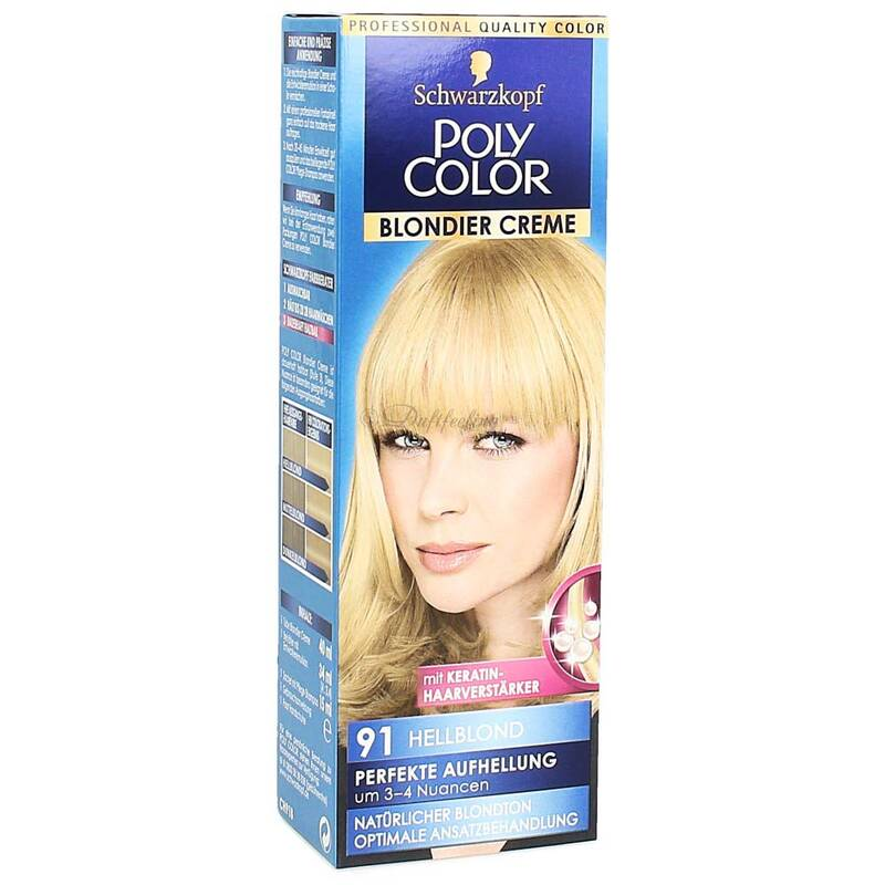 Poly Color Blondier Creme 91 hellblond
