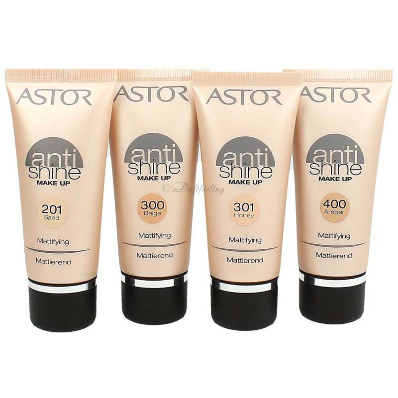 Astor Anti-Shine Make-Up 30 ml ***Farbauswahl***
