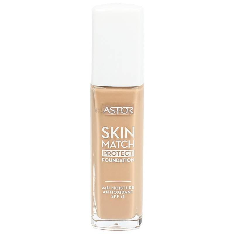 Astor Skin Match Protect Foundation 30 ml 203 Peachy
