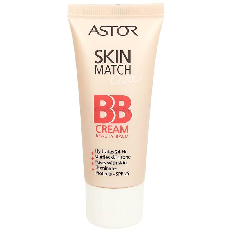 Astor Skin Match BB Cream 100 Ivory 30 ml