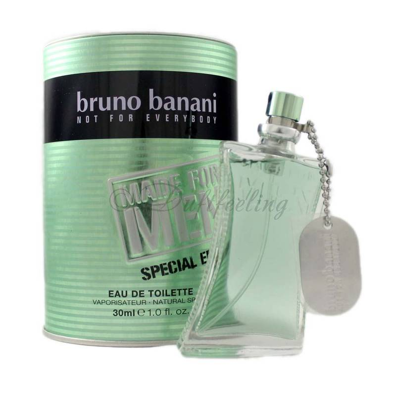 Bruno Banani Made for Men Special Edition Edt 30 ml