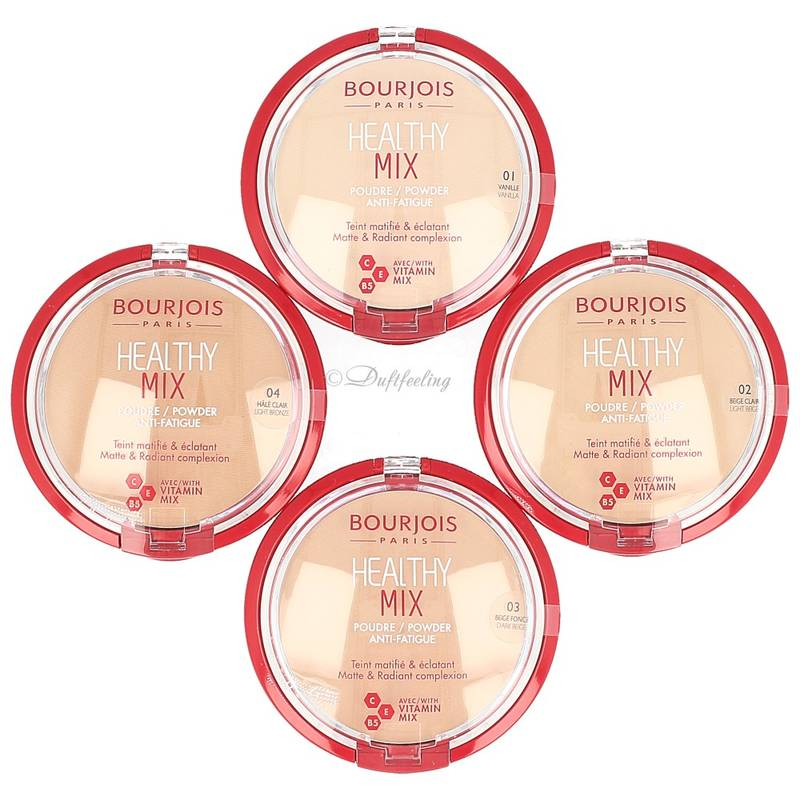 Bourjois Healthy Mix Puder 11 g *Farbauswahl*