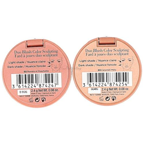 Bourjois Le Duo Blush Colour Sculpting 2.4 g *Farbauswahl*