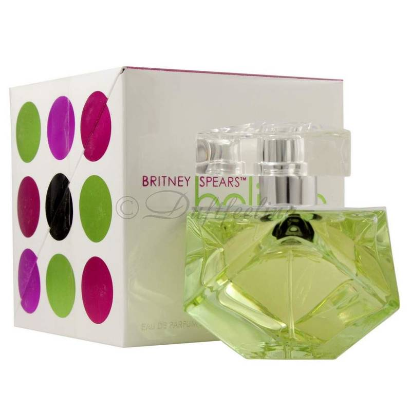 Britney Spears believe Edp 100 ml