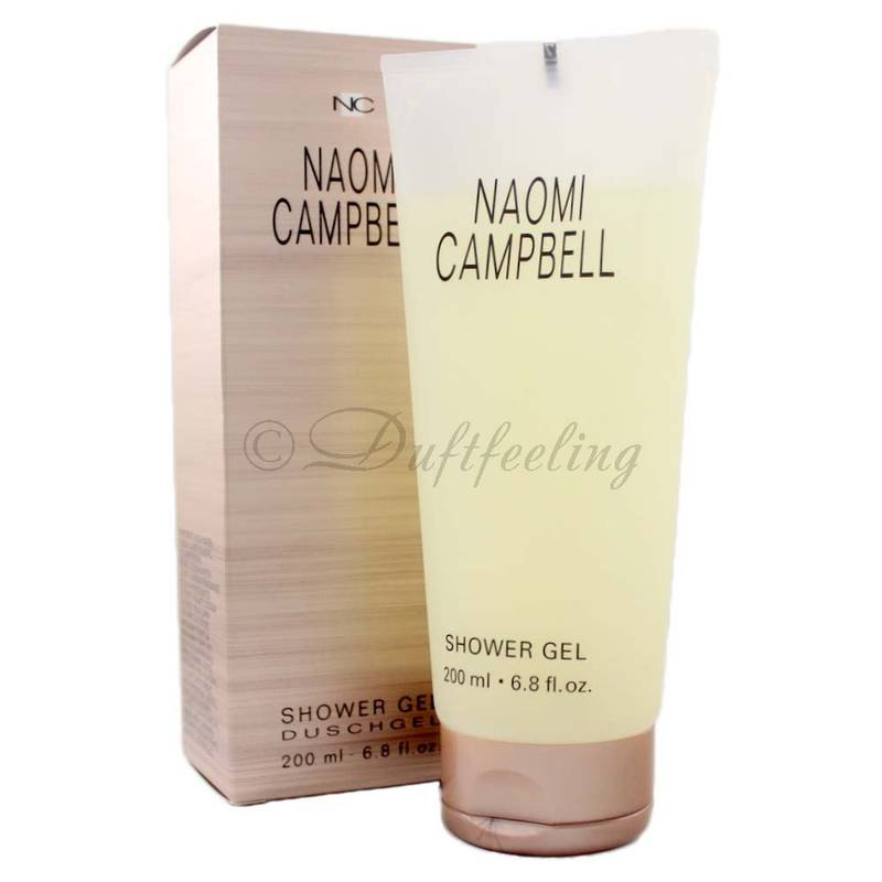 Naomi Campbell Shower Gel 200 ml