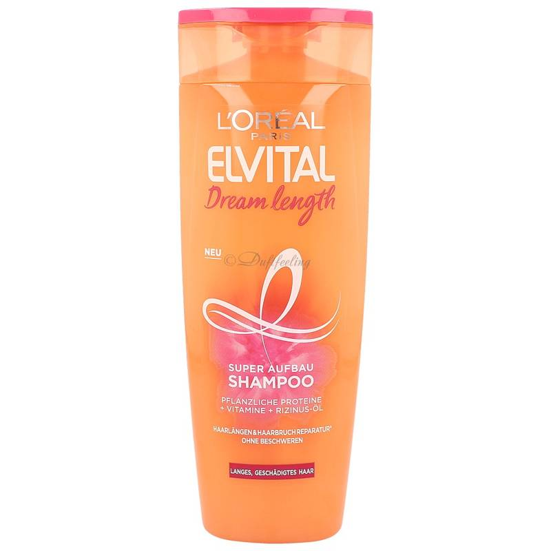 L'Oréal Elvital Dream Length Super Aufbau Shampoo 300 ml