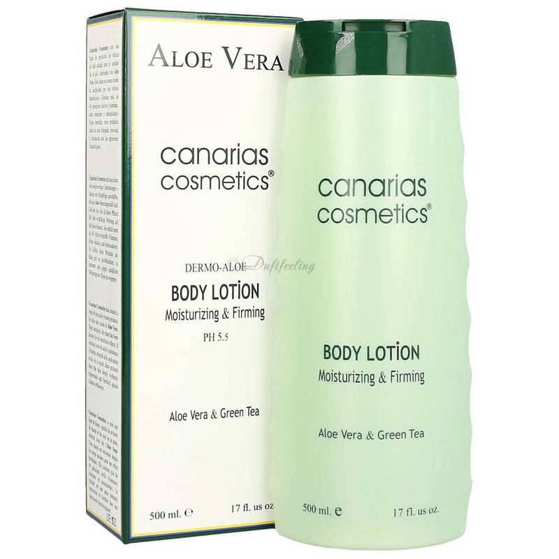 Aloe Vera Canarias Dermo Aloe Body Lotion 500 ml