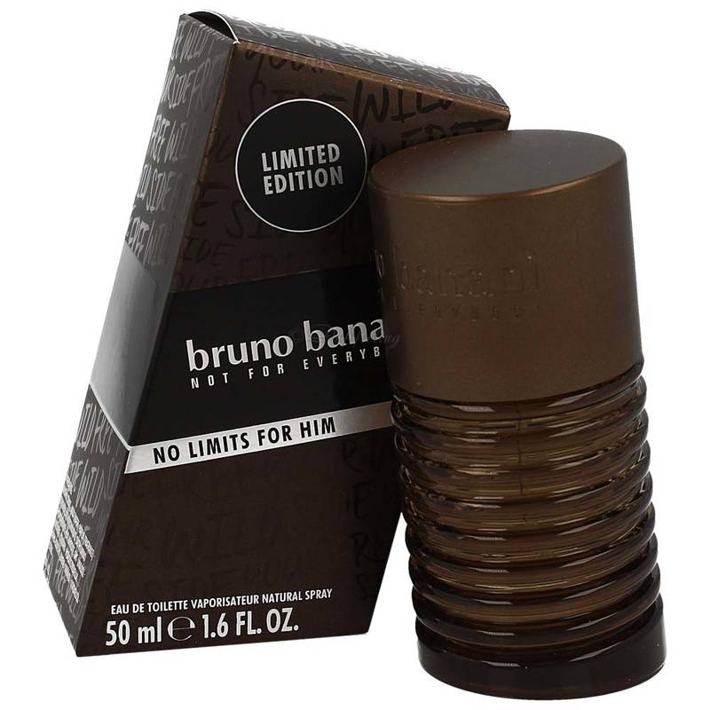 Bruno Banani Man No Limits Limited Edition Edt 50 ml