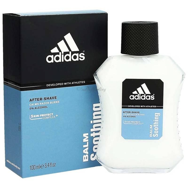 Adidas Balm Soothing After Shave 100 ml / 0 % Alcohol