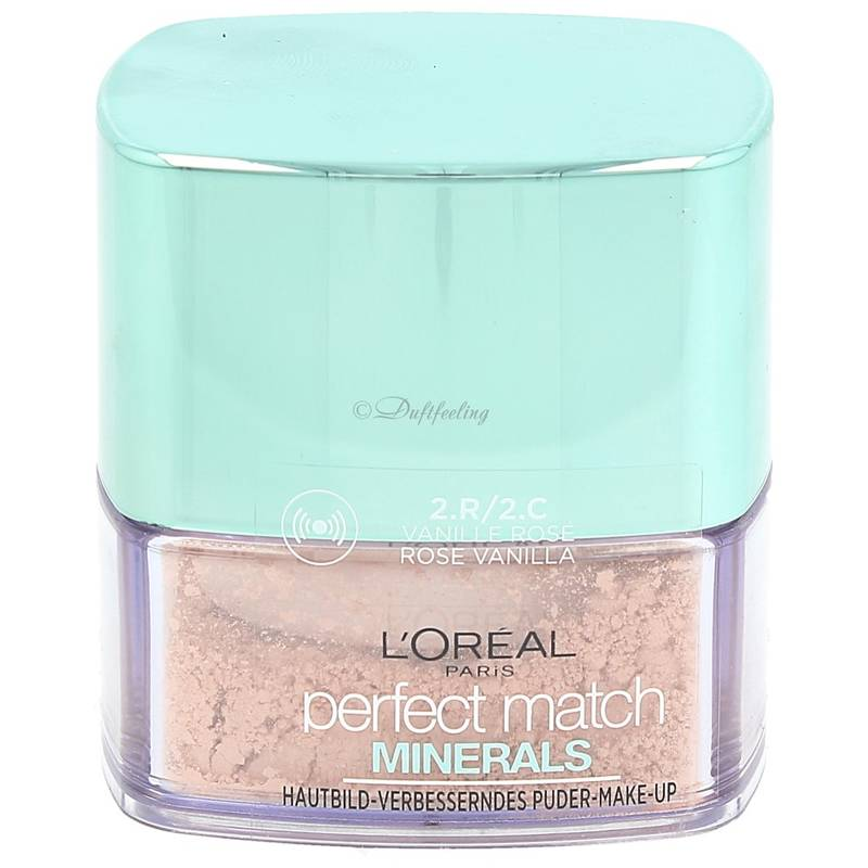 LOréal Paris Perfect Match Minerals Rose Vanilla 2.C 10 g