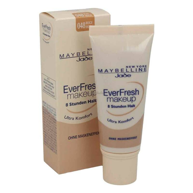 Maybelline Everfresh Makeup 8 Stunden