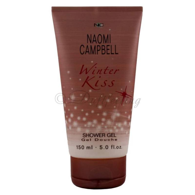 Naomi Campbell Winter Kiss Shower Gel 150 ml