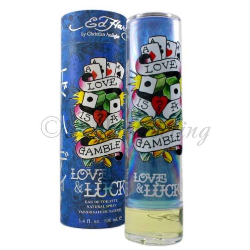 Ed Hardy by Christian Audigier Love & Luck Edt 100 ml