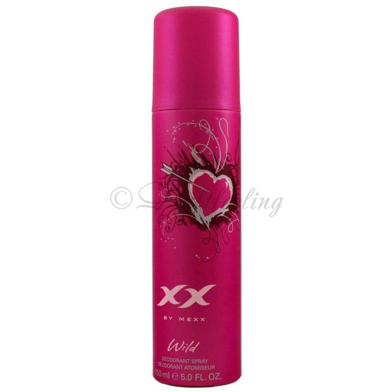 XX by Mexx Wild Deodorant Spray 150 ml