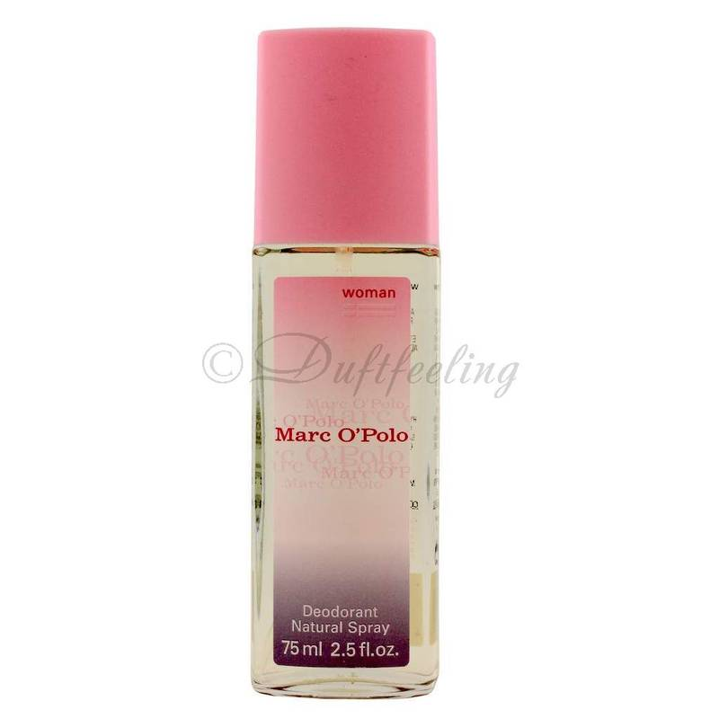Marc O´Polo Woman Natural Deo Spray 75 ml