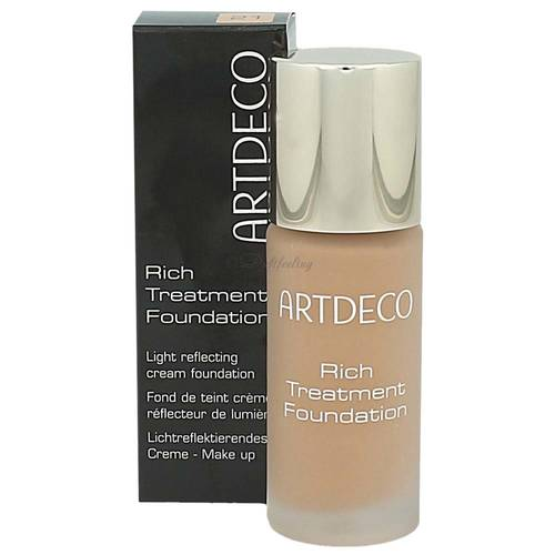 Artdeco Rich Treatment Foundation Nr. 21 Delicious Cinnamon 20 ml