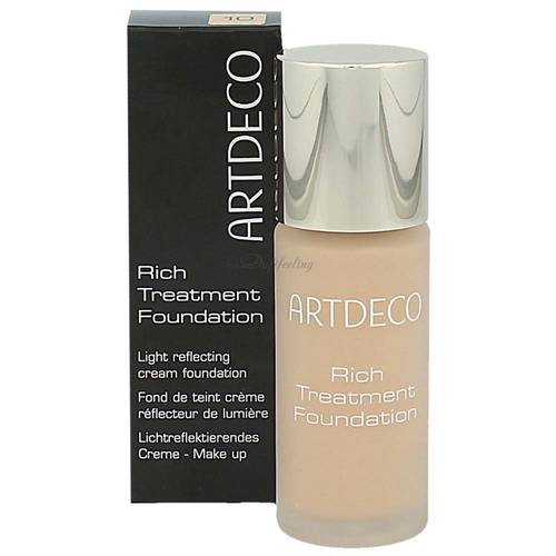 Artdeco Rich Treatment Foundation Nr.10  Sunny Shell 20 ml