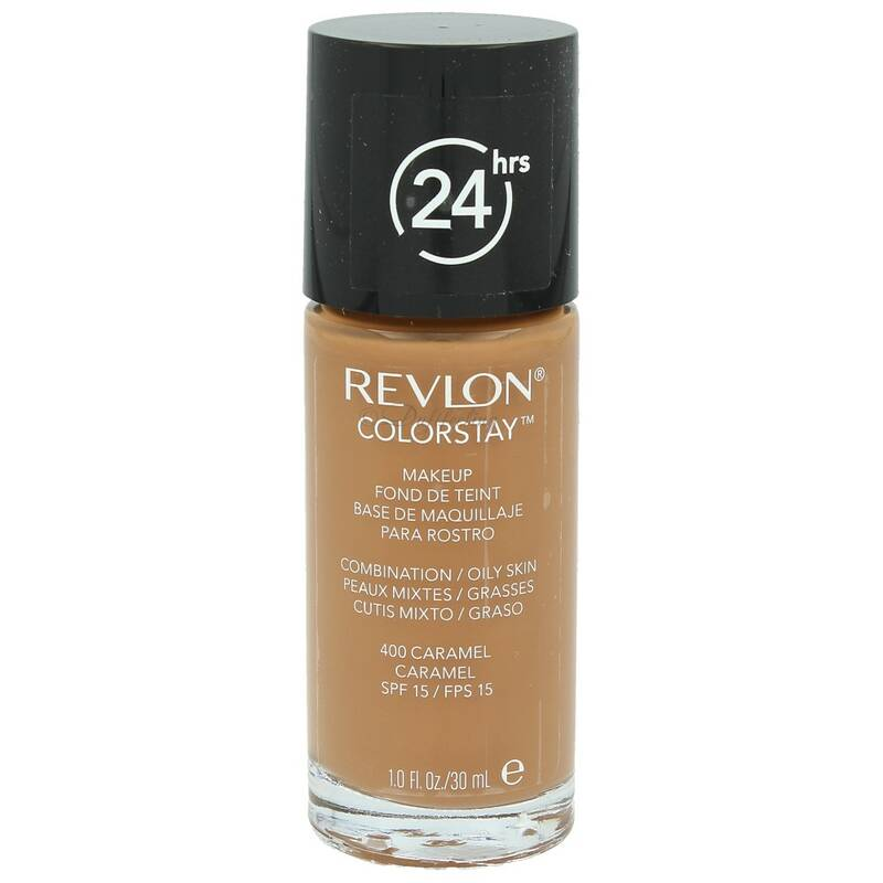 Revlon ColorStay Make-up Combi/oily Skin 400 Caramel 30 ml