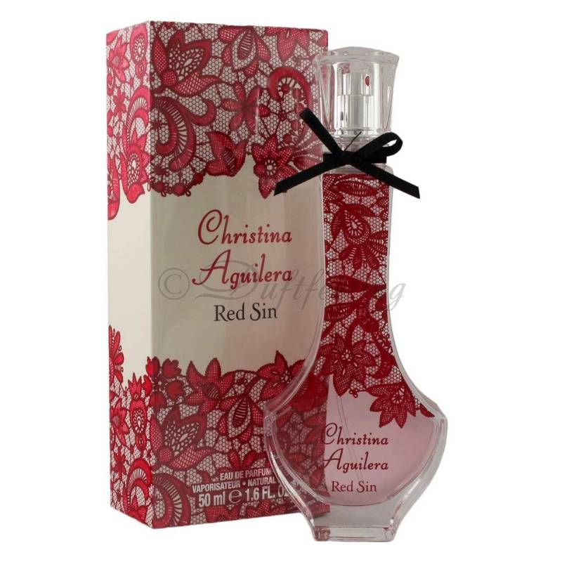 Christina Aguilera Red Sin Edp 50 ml