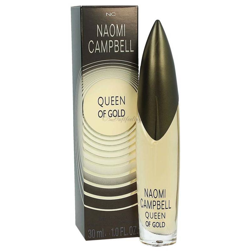 Naomi Campbell Queen Of Gold Edp 30 ml