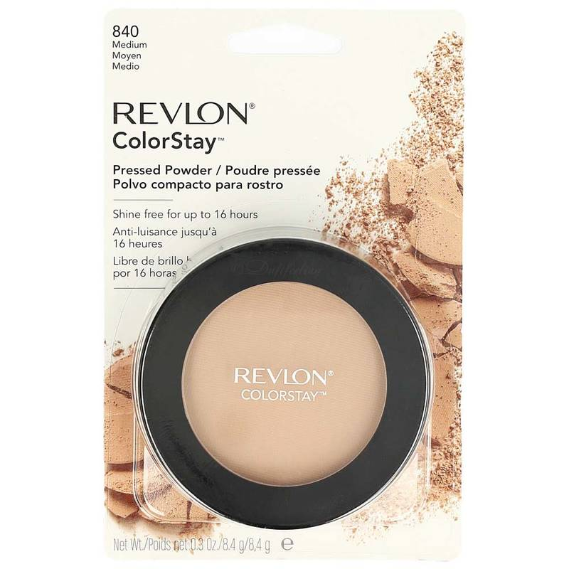 Revlon Color Stay Pressed Powder 840 Medium 8,4 g