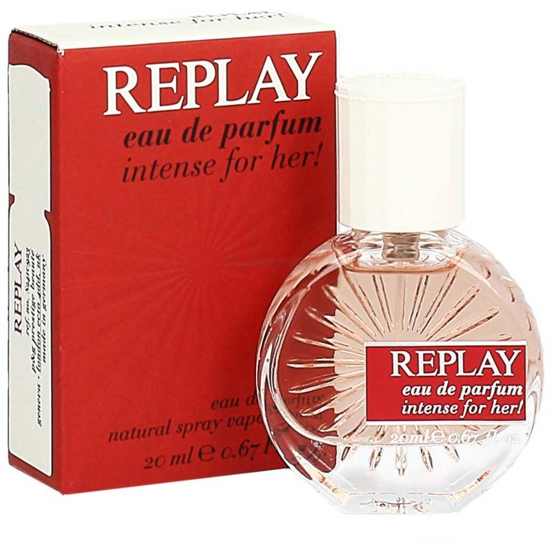Replay intense for her! Woman Edp 20 ml