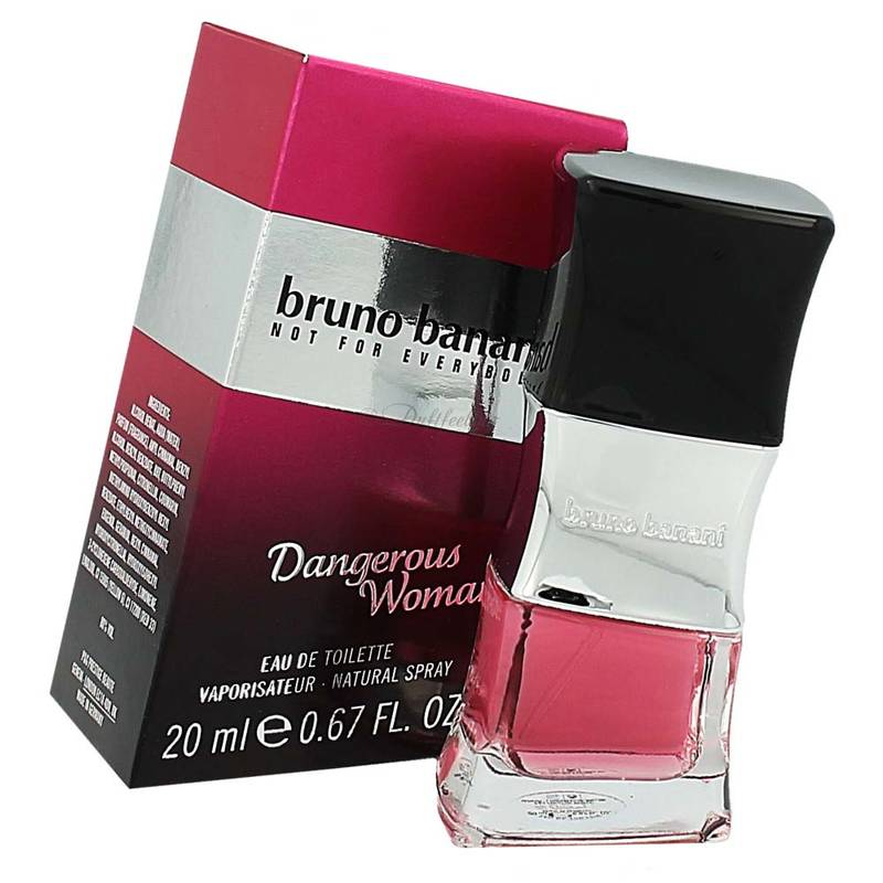 Bruno Banani Dangerous Woman Edt 20 ml