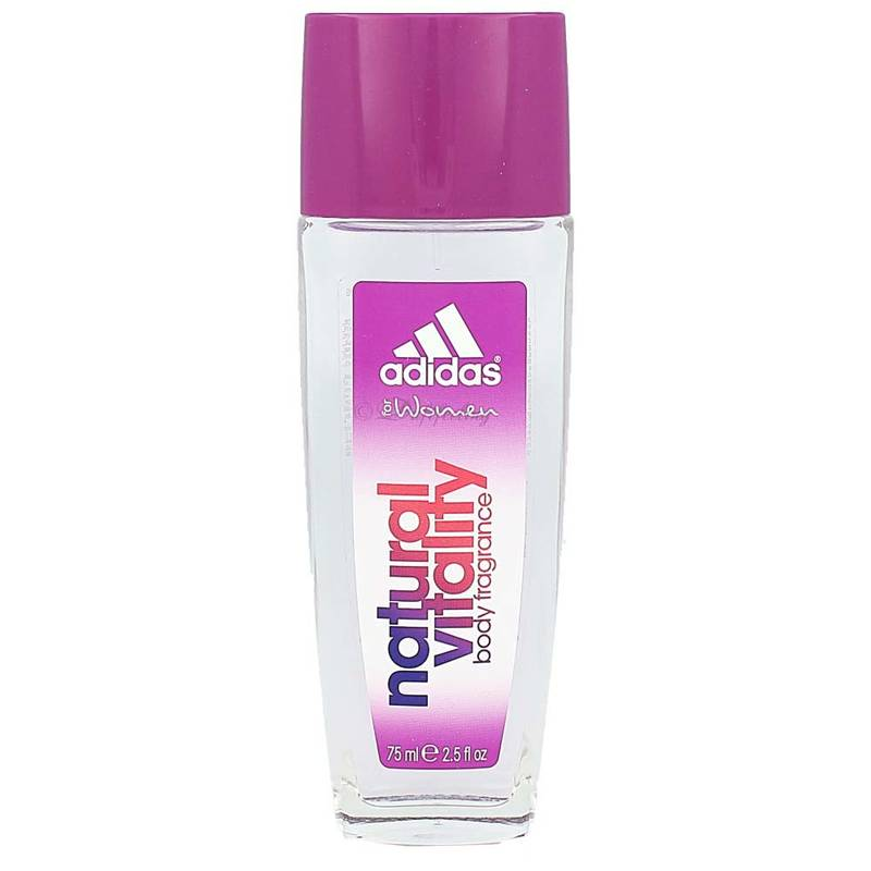 Adidas for Women Natural Vitality Deo Natural Spray 75 ml