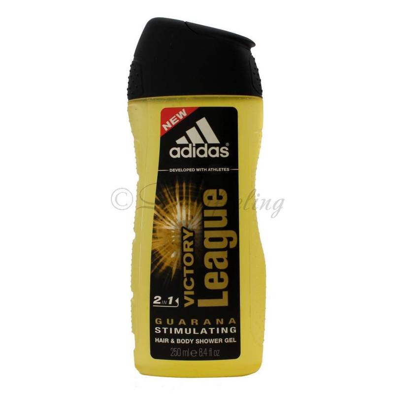 Adidas Victory League Hair und Body Gel 250 ml