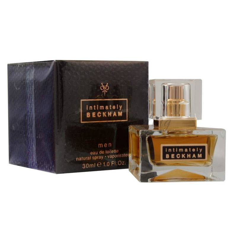 David Beckham Intimately Men Edt 30 ml