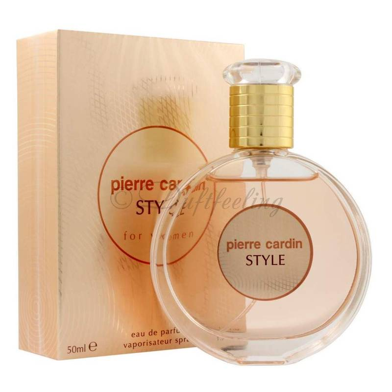 Pierre Cardin Style for Women Edp 50 ml