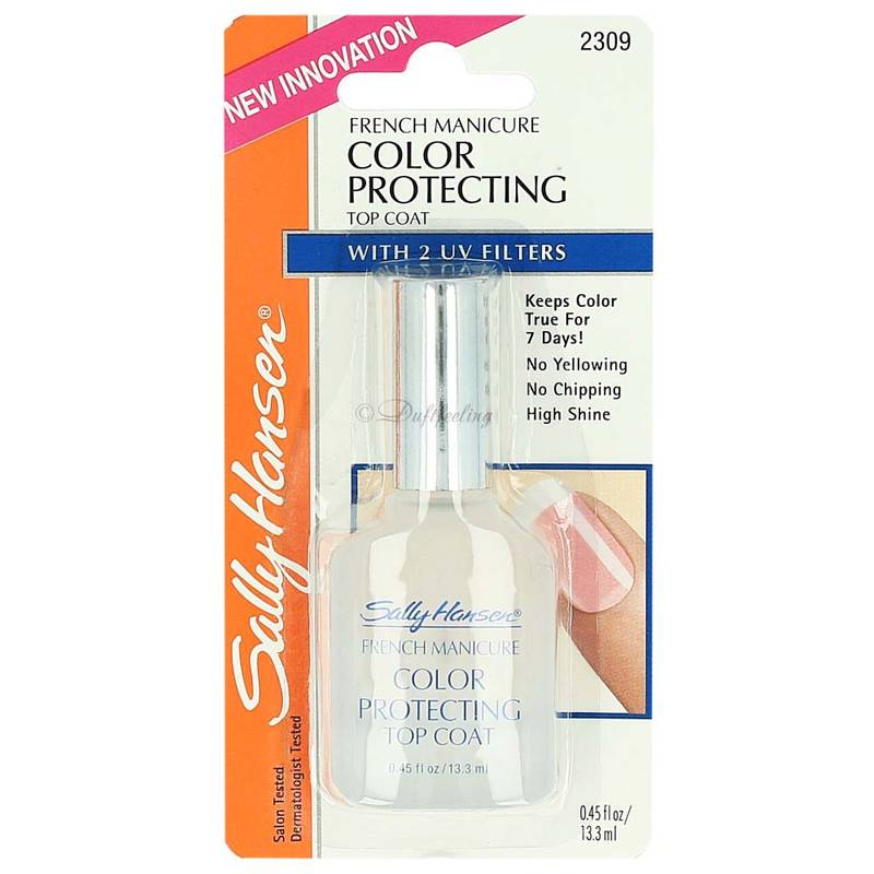 Sally Hansen French Manicure Color Protecting Top Coat (2309)