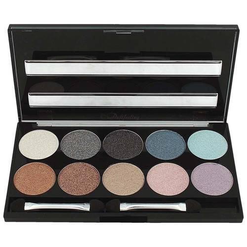 W7 10 out of 10 Eyeshadow Palette 1g x 10