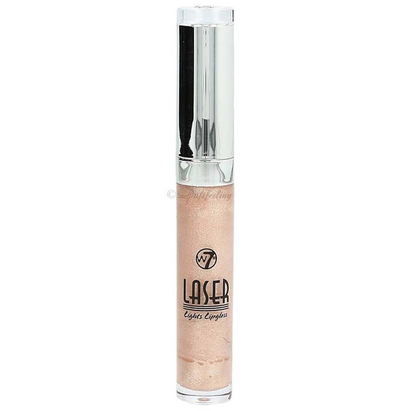 W7 Laser Lights Lipgloss Coral Lights 6 ml