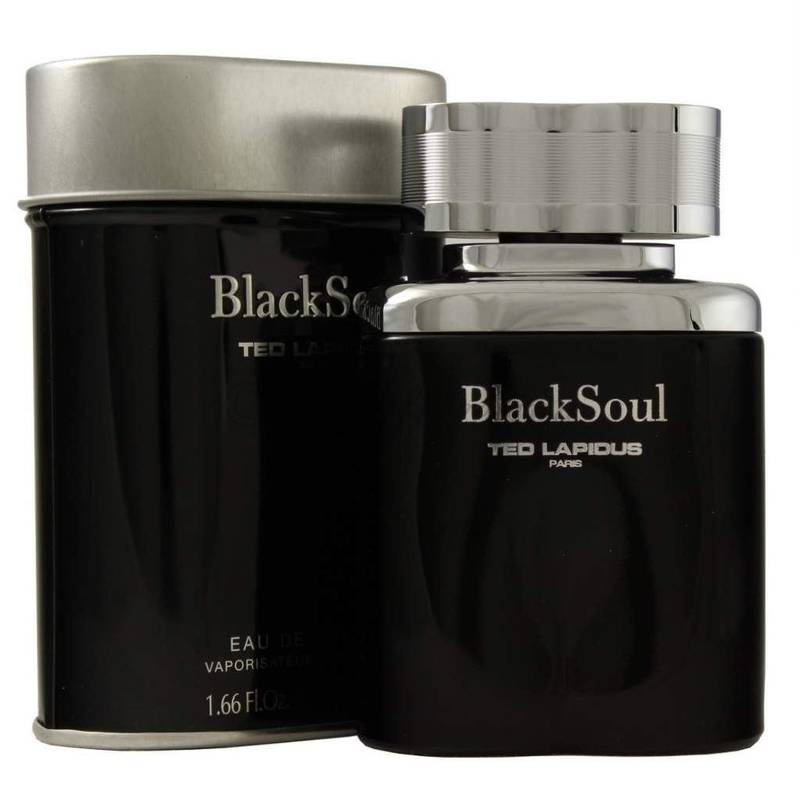 Ted Lapidus Black Soul Edt 50 ml