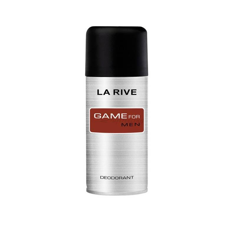 La Rive Game For Men Deodorant Spray 150 ml
