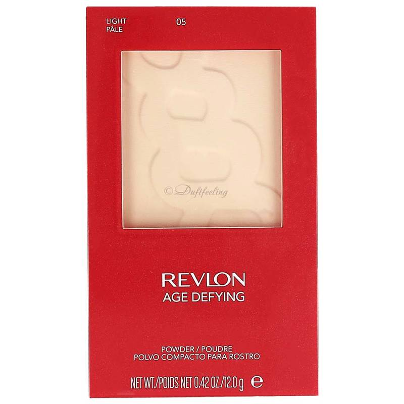 Revlon Age Defying  Powder 05 Light 12 g
