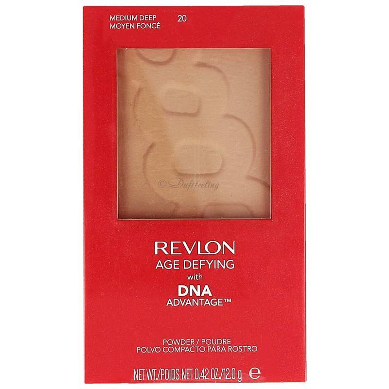 Revlon Age Defying  Powder 20 Medium Deep 12 g