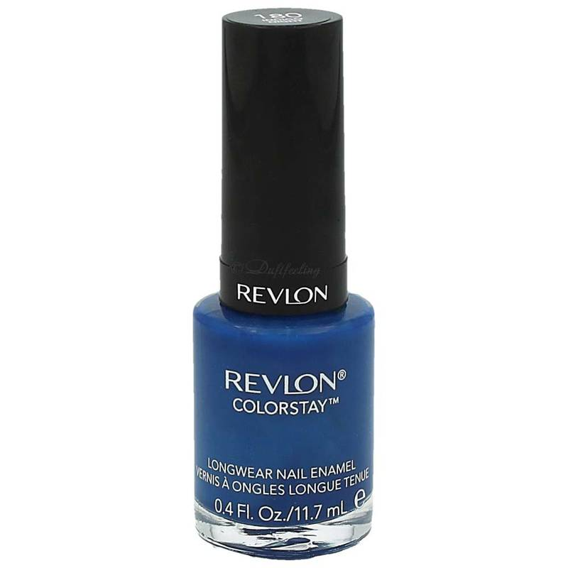 Revlon ColorStay Longwear Nail Enamel 180 Indigo Night 11,7 ml