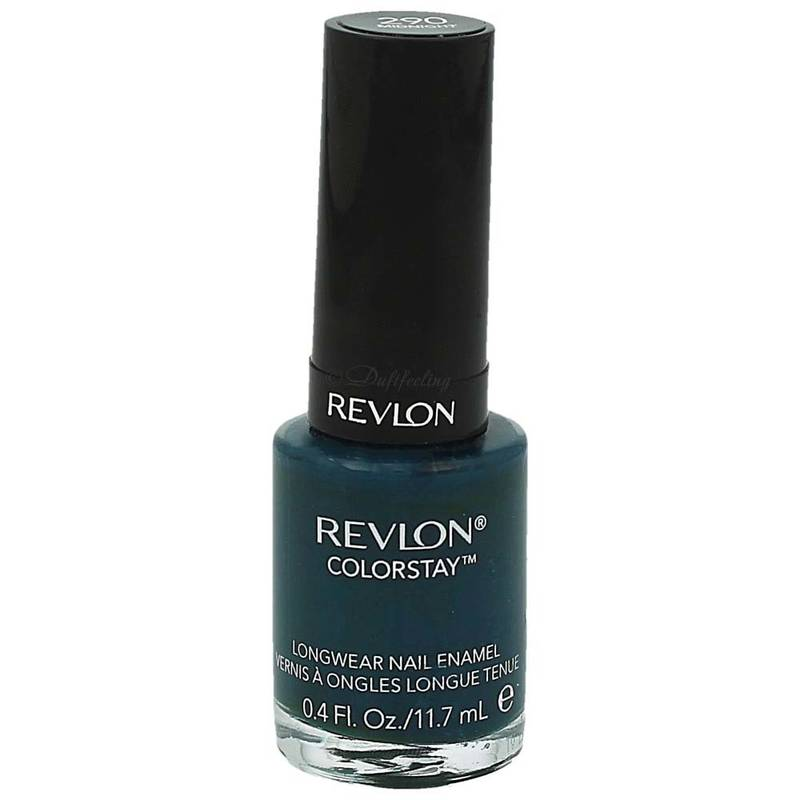 Revlon ColorStay Longwear Nail Enamel 290 Midnight 11,7 ml