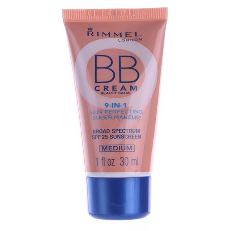 Rimmel BB Cream 9-In-1 Skin Perfection Super Makeup - Medium